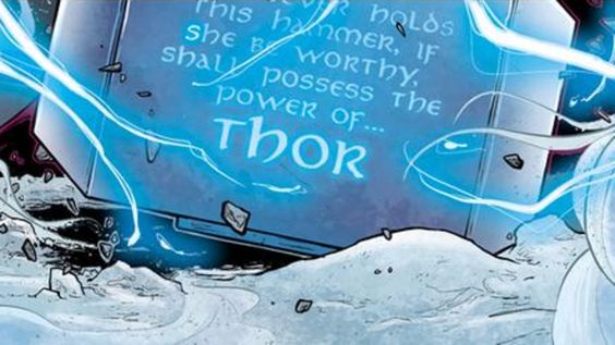 Marvel begins to reshape Thor's future, one 's' at a time