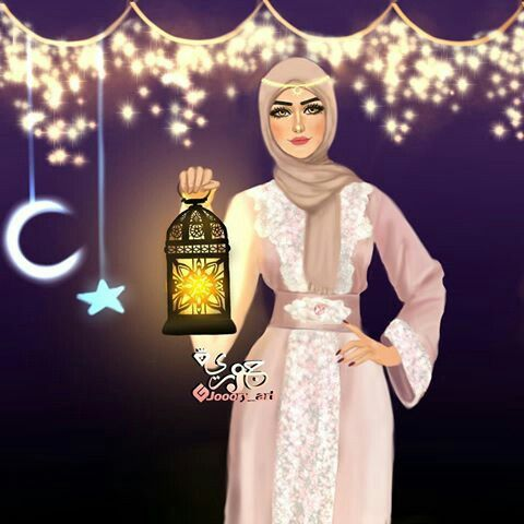 Pin By Abondance Coach On Ramadan And Eid Dress Sketches Islamic Girl Muslim Girls