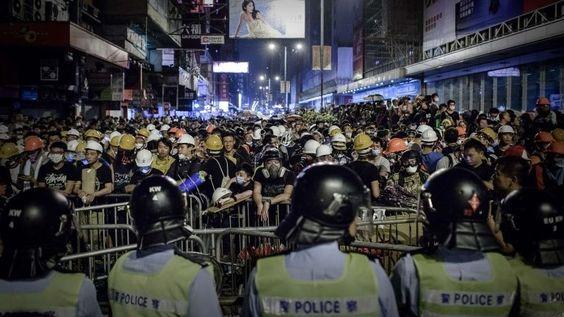 Hong Kong leader CY Leung says