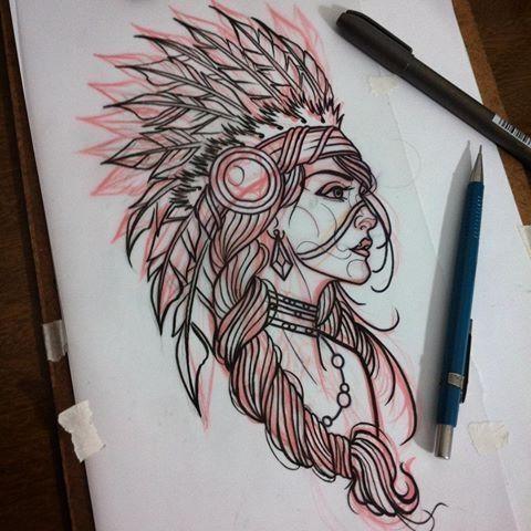 India Tattoo Desenhos Para Tatuagem