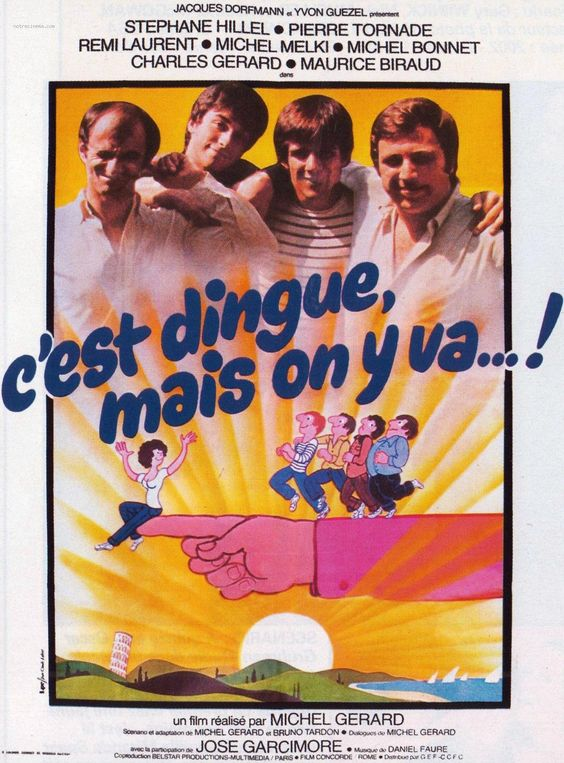 c'est dingue mais on y va | est dingue, mais on y va (C'est dingue, mais on y va)
