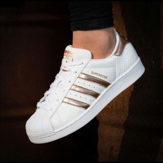 Adidas Superstar Rose Gold Boutique