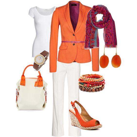 El color esta de moda!