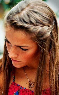 Marcela Carraro: DICAS: Penteados fáceis para o dia a dia