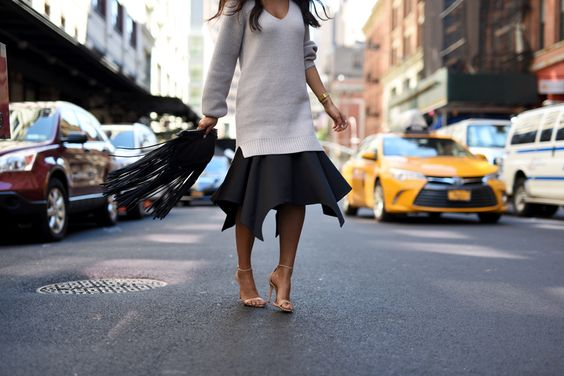 Tribeca NYFW | Not Your Standard #nyfw #streetstyle