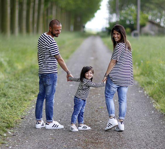 adidas family