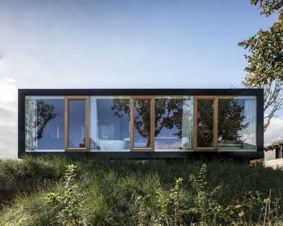 Villa V / Paul de Ruiter Architects ph. Tim Van de Valde: