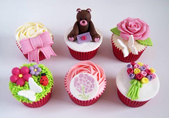 + Cupcakes de Artifondant