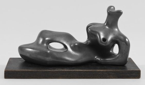 Henry Moore OM, CH 'Reclining Figure', 1939 © The Henry Moore Foundation. All Rights Reserved