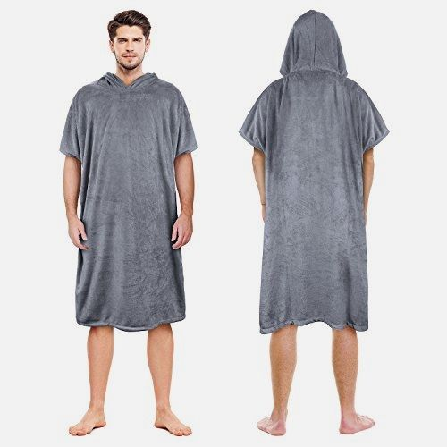 Catalonia Beach Surf Poncho Super Water Absorbent Wetsuit Changing