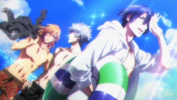 Uta no Prince-Sama Maji Love Revolutions Ep.2 | ren, Ranmaru and Masato