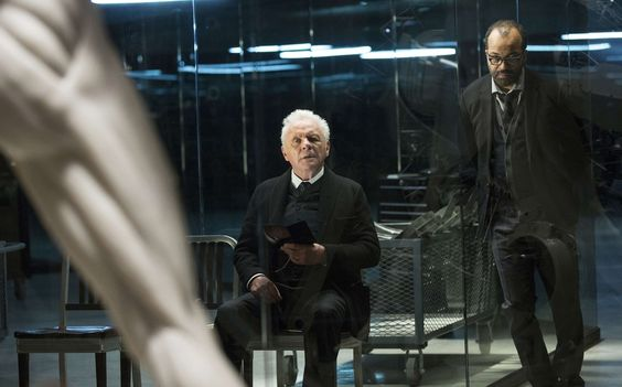 "New 10-episode HBO series 'Westworld' raises ethics questions  Anthony Hopkins, left, and Jeffrey Wright in the new 10-episode series 'Westworld'. Ask straight questions of the creators and cast of ""Westworld,"" and you might not get straight answers... #Westworld http://www.jvzoolaunch.com/new-10-episode-hbo-series-westworld-raises-ethics-questions/"