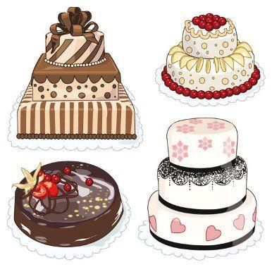 Клипарт торт для фотошопа скачать бесплатно