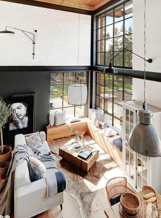Spectacular Industrial Brooklyn Loft Decoholic Loft Interior Design Loft Design Industrial Interior Design