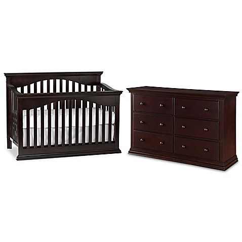 Bailey Nursery Furniture Collection In Espresso With Images