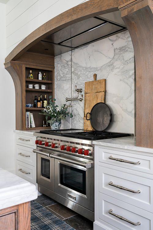 10 Inspiring Range Hood Ideas Modern Kitchen Hood Kitchen Hood