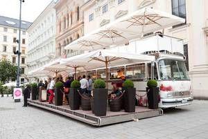 berlin food truck cuisine | Das Carpe Diem Flying Restaurant ist unterwegs und wurde Anfang ...