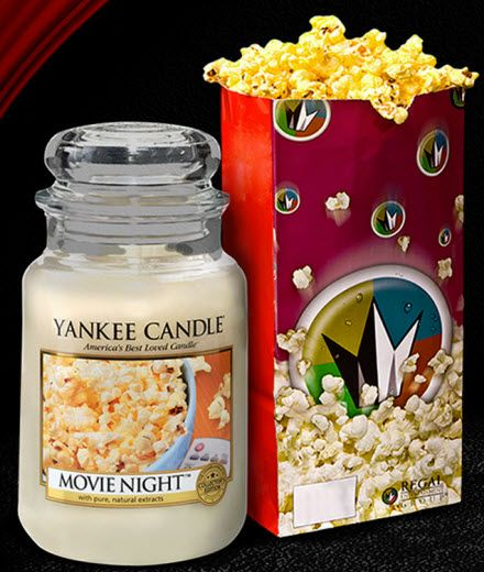 Yankee Candle launches popcorn scented candle:: omg haven't seen this
