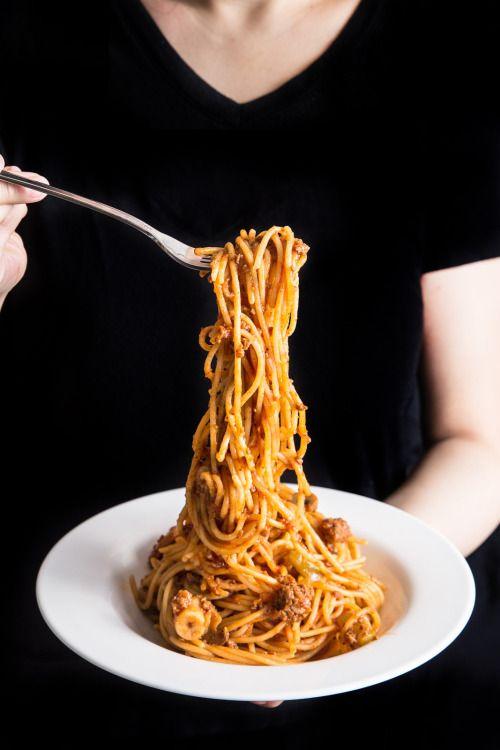 Pressure Cooker Spaghetti Bolognese Ready in 20 mins with 5 mins  Mein Blog: Alles rund um die Themen Genuss & Geschmack  Kochen Backen Braten Vorspeisen Hauptgerichte und Desserts