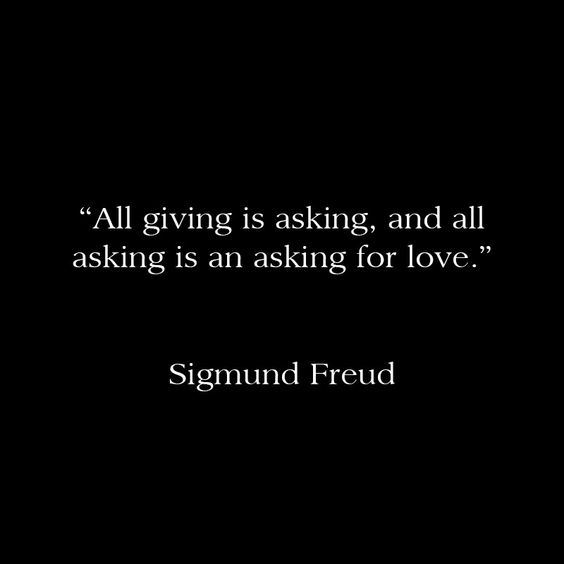 Love Sigmund Freud