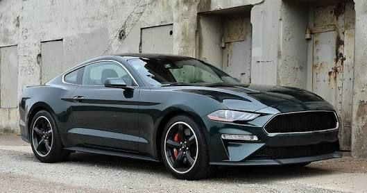 2019 Ford Mustang Bullitt Preview Note Ford Mustang Bullitt