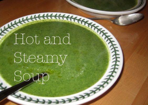 Broccoli and arugula soup | Paleo Recipes | Pinterest | Soups
