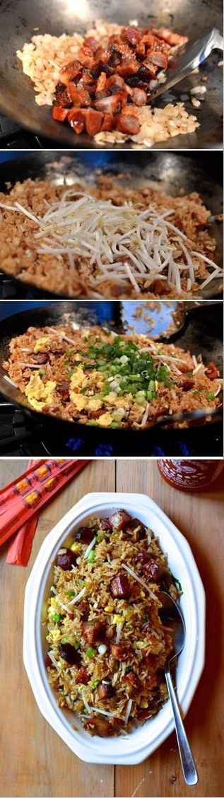 Classic Pork Fried Rice | Recipe | Fried Rice, Pork and Fried Rice ...