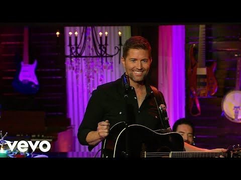 Josh Turner I Saw The Light Live From Gaither Studio Youtube