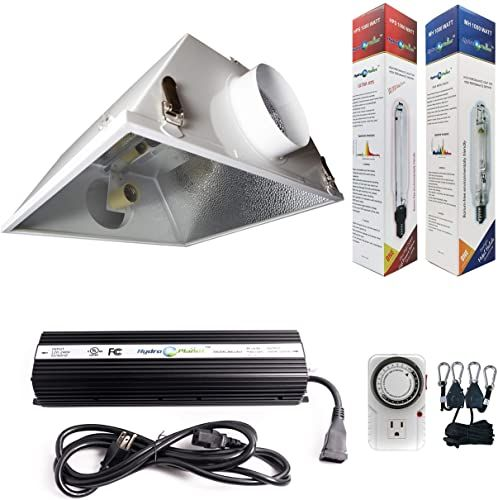 New Hydroplanet 1000w Horticulture Air Cooled Hood Set Grow Lights Reflector Digital Dimmable Ballast Hps Mh System Plant Grow Light Kit 1000w Online Shoppin In 2020 Grow Lights For Plants Grow