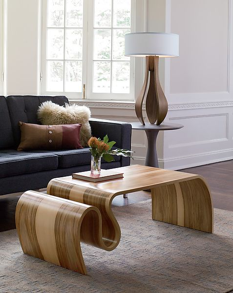 Crazy Carpet Table By Kino Guerin Wood Coffee Table Artful