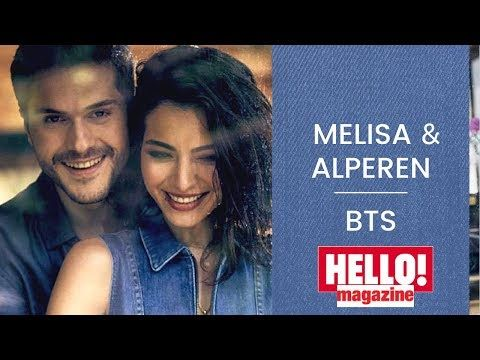 Carpisma ❖ BTS photoshoot ❖ Hello Magazine ❖ Melisa Pamuk