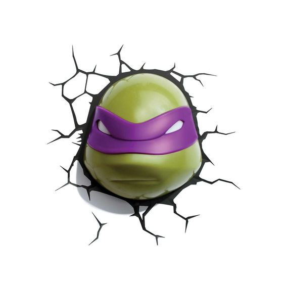 3d Lights - Teenage Mutant Ninja Turtles - Donatello | Buy Online in South Africa | takealot.com