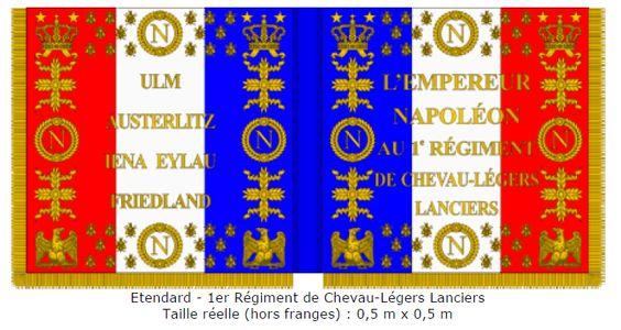 drapeau 1er leger