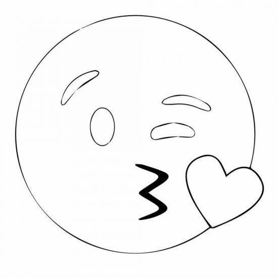 Los Mejores Dibujos De Emojis Para Colorear E Imprimir Emojis Emojis Dibujos Plantillas De Emojis