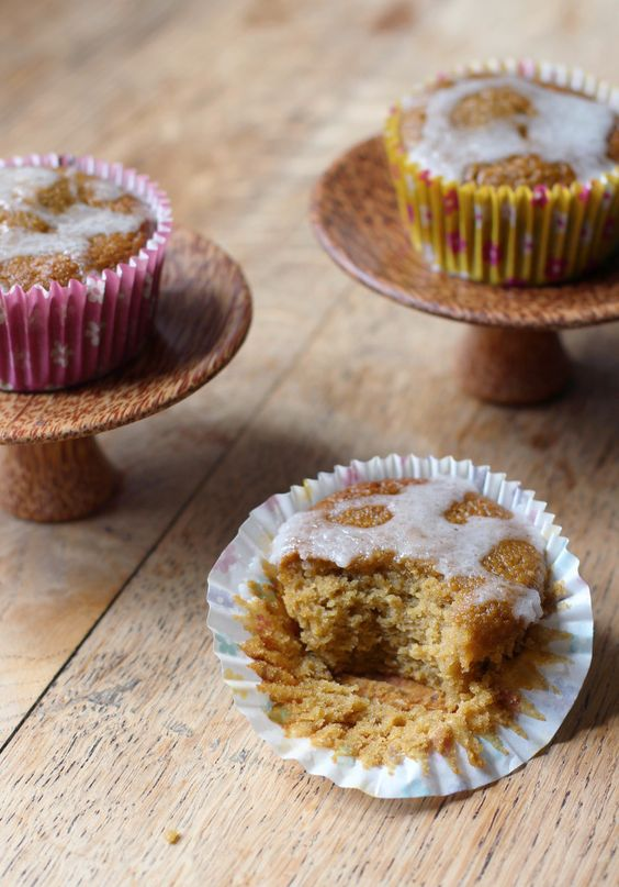Zitrone Nieselregen Cupcakes