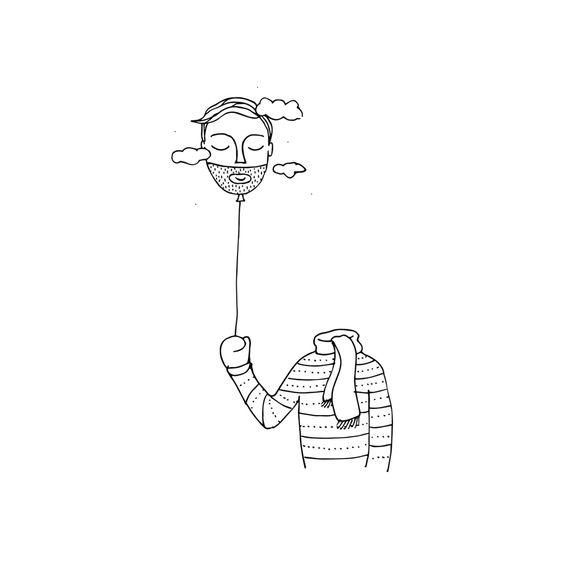 Ando viciada nesse tipo de ilustração nos últimos tempos. Simples e fofa, com linhas que chegam a beirar o infantil. Esse é o trabalho do Fernando Cobelo no seu projeto The Ordinary Young Man. Cada…