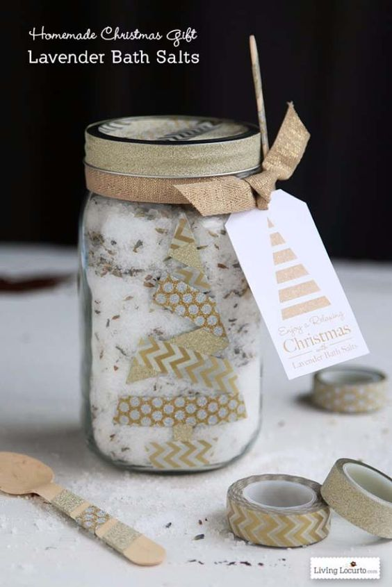 In a jar diy gifts and cookie mixes on pinterest for Homemade gifts in a jar for men