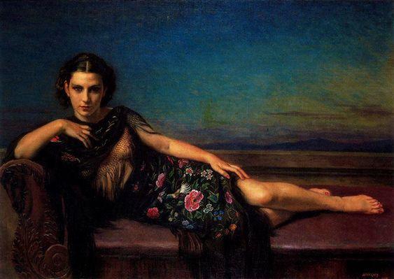 Enigma por Jorge Apperley  byGeorge Owen Wynne Apperley) (1884-1960)