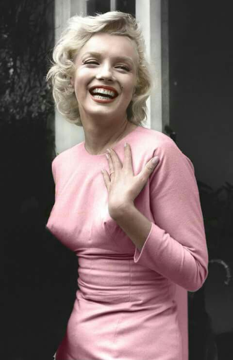 definitely a basic bitch because marilyn monroe.