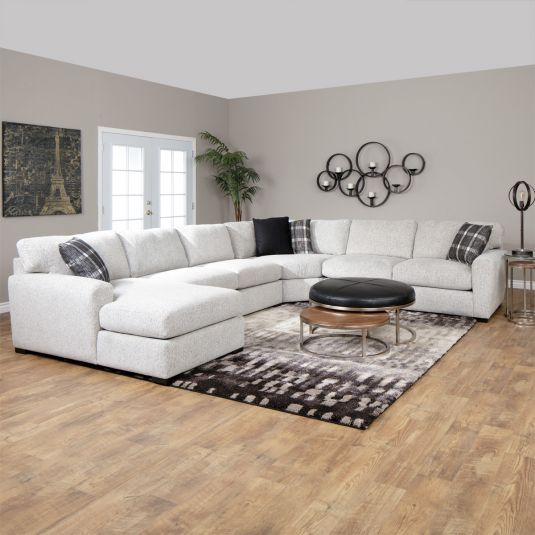 Jerome S Furniture Offers The Grandview Sectional At The Best Prices Possible With Same Day Delivery Affordable Living Room Furniture Sectional Sofa Furniture