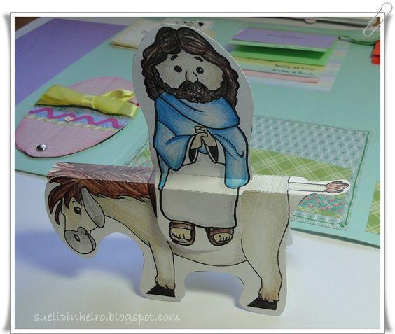 Dulce Fragancia: Lapbook Pascua
