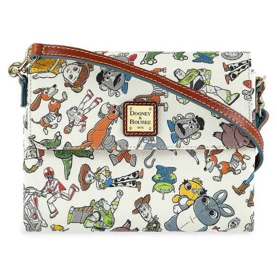 Toy Story 4 Crossbody Bag by Dooney & Bourke