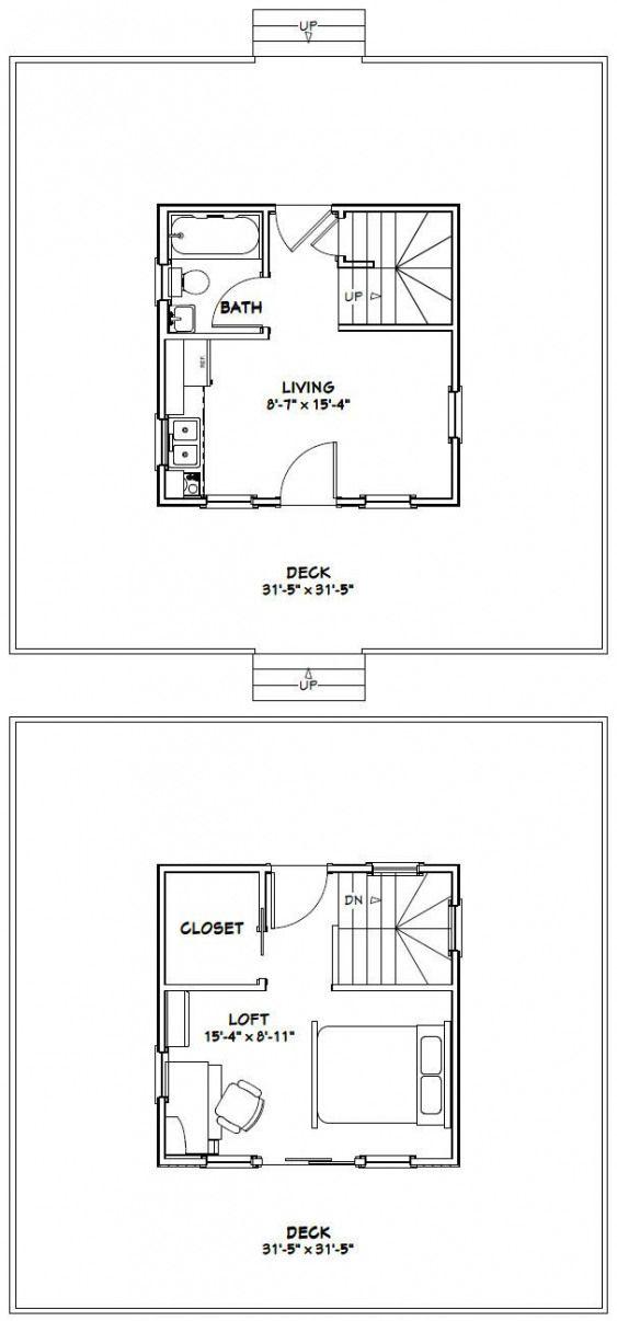 Popsugar Tiny House Floor Plans Tiny House Plans Cabin Plans