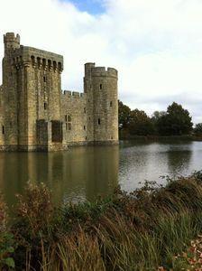 Bodiam Castle, Kent, England