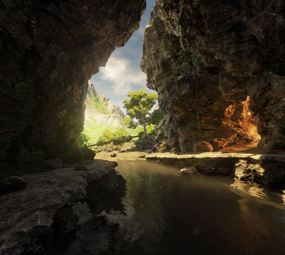 Quick scene I put together in Unreal Engine 4. Scene took me a little less than 2 hours from start to finish. I did NOT create the actual art assets used in ...