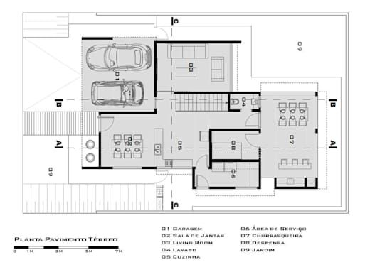 5 Beautifully Modern Houses And Their Plans Homify Best House Plans Modern House House Layouts