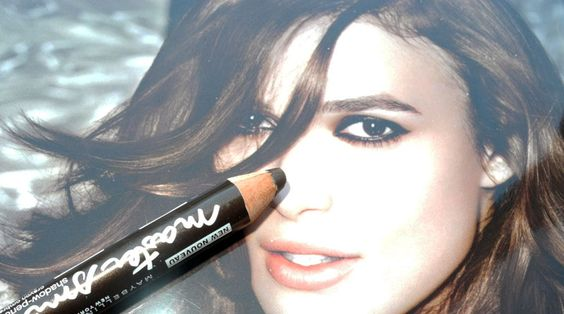 Maybelline Master Smoky Shadow Pencil in Smoky Chocolate Review and Swatches. Rave