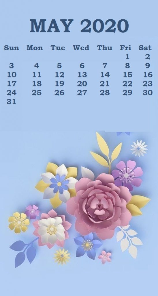 Monthly 2020 Iphone Calendar Wallpaper Calendar Wallpaper Free
