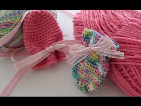 ... thumbless baby mittens pattern crochet babies crafty crochet crochet