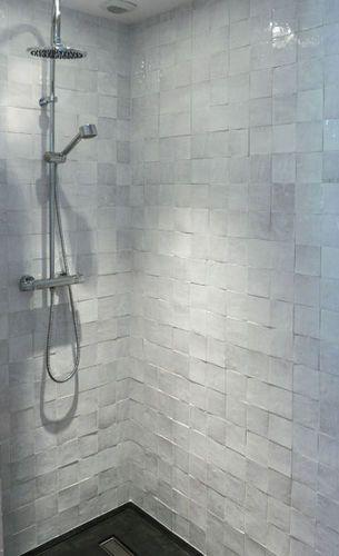 Terracotta wall tile: plain color - ZELLIGES - ArchiExpo